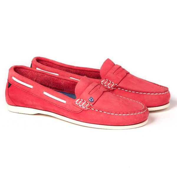DUBARRY Deck Shoes - Ladies Belize - Coral