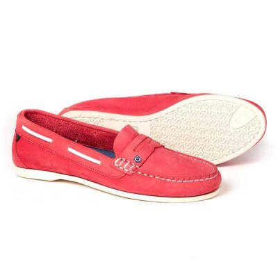 DUBARRY Deck Shoes - Ladies Belize - Coral
