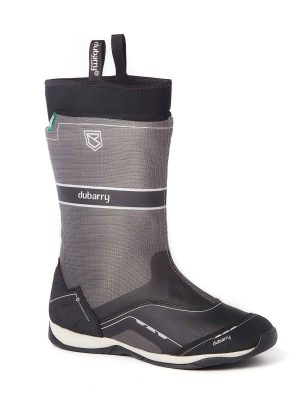 DUBARRY Fastnet Sailing Boots - Waterproof - Carbon