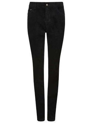 DUBARRY Honeysuckle Ladies Skinny Pincord Jeans - Black