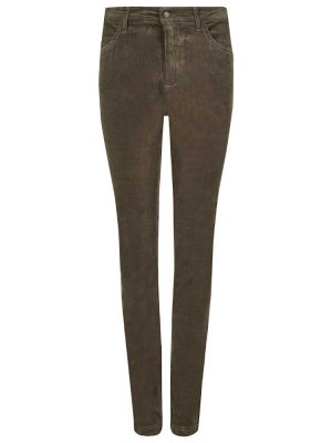 DUBARRY Honeysuckle Ladies Skinny Pincord Jeans - Mocha