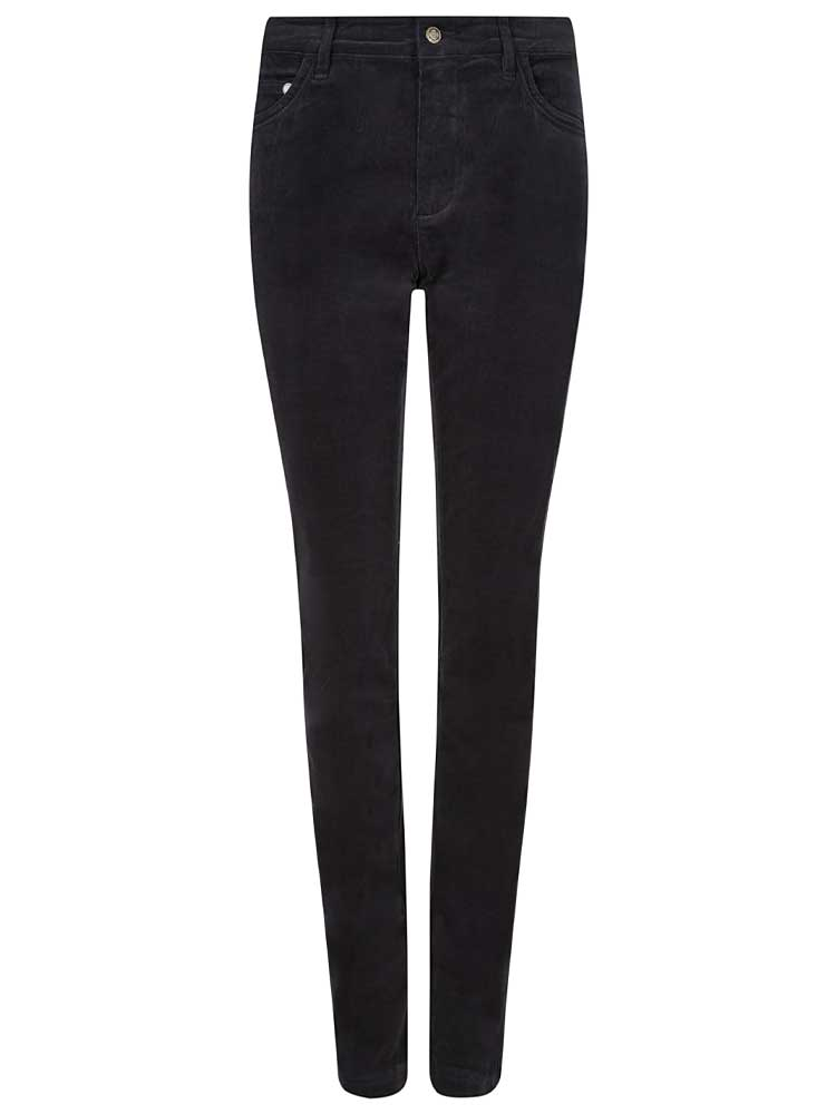 DUBARRY Honeysuckle Ladies Skinny Pincord Jeans - Navy
