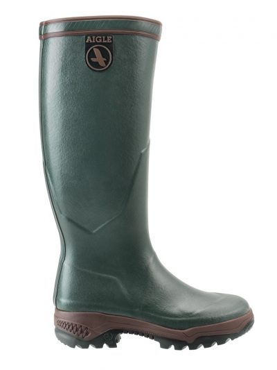 AIGLE Boots - Parcours 2 - Bronze Green