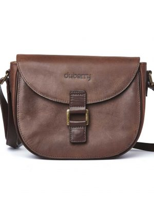 DUBARRY Handbag - Ladies Ballybay Leather - Old Rum