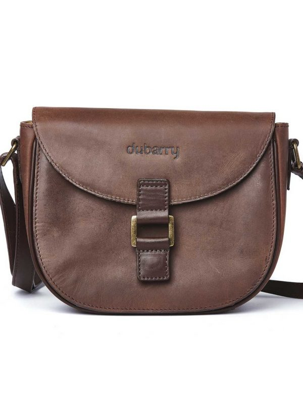 DUBARRY Handbag - Ladies Ballybay Leather - Old Rum