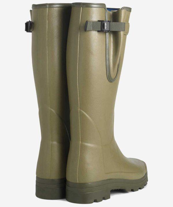 Le Chameau - Men's Vierzonord Neoprene Lined Boots - Vert Vierzon