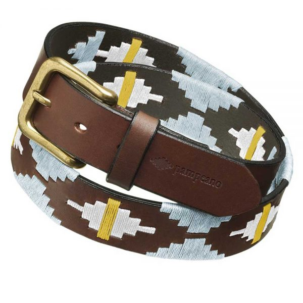 PAMPEANO Polo Belt - Bandera