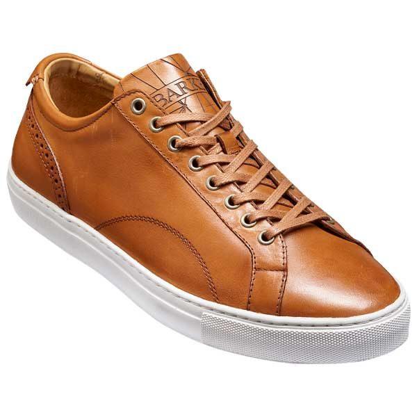 BARKER-Axel-Sneakers-–-Mens-–-Cedar