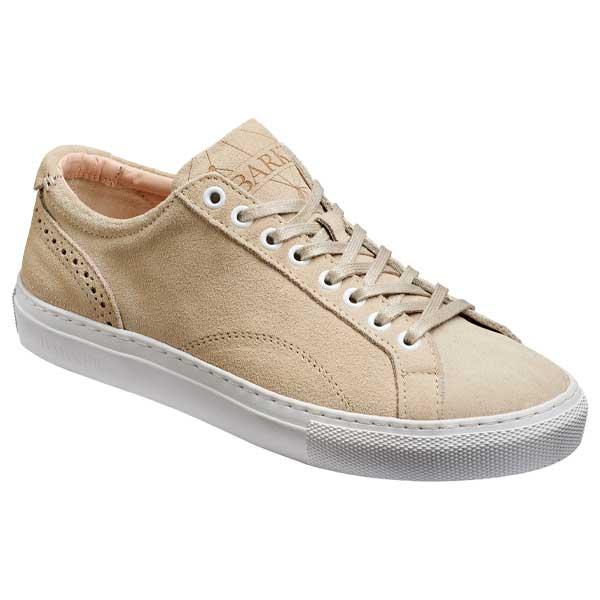 BARKER Isla Sneakers – Ladies – Beige Suede