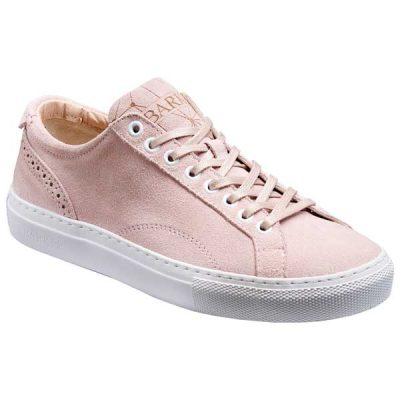 BARKER Isla Sneakers – Ladies – Pink Suede