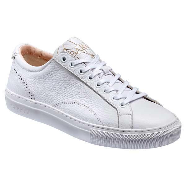 BARKER Isla Sneakers – Ladies – White Grain