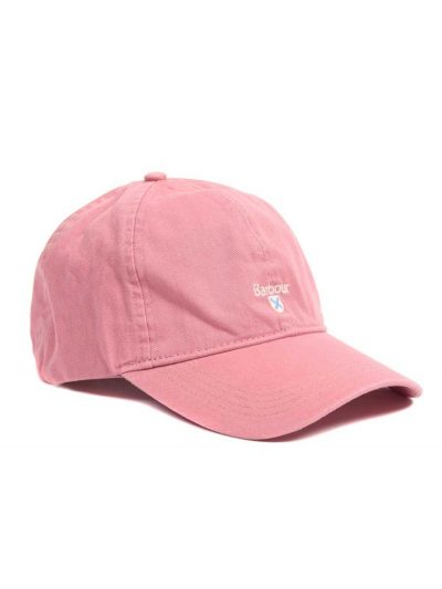 Barbour Cascade Sports Cap - Dusty Pink