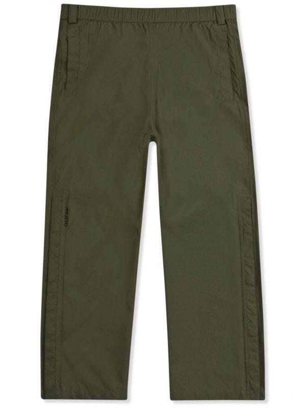 MUSTO Legging Overtrousers - Mens Fenland BR2 Packaway - Dark Moss