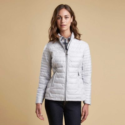 Barbour - Ladies Iona Baffle Quilted jacket