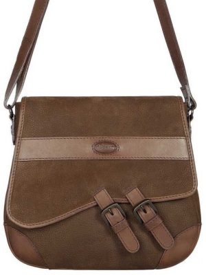 DUBARRY Handbag - Ladies Boyne Leather - Walnut