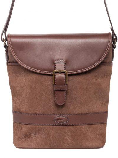 DUBARRY Handbag - Ladies Eyrecourt Cross Body Leather - Walnut