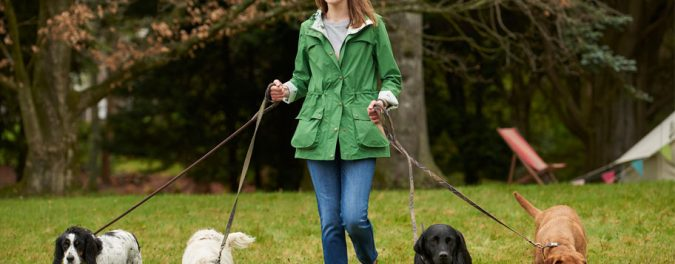 Get The Look: Barbour Ladies Waterproof Jackets