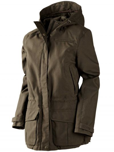 HARKILA Jacket - Ladies Pro Hunter X GORE-TEX - Shadow Brown