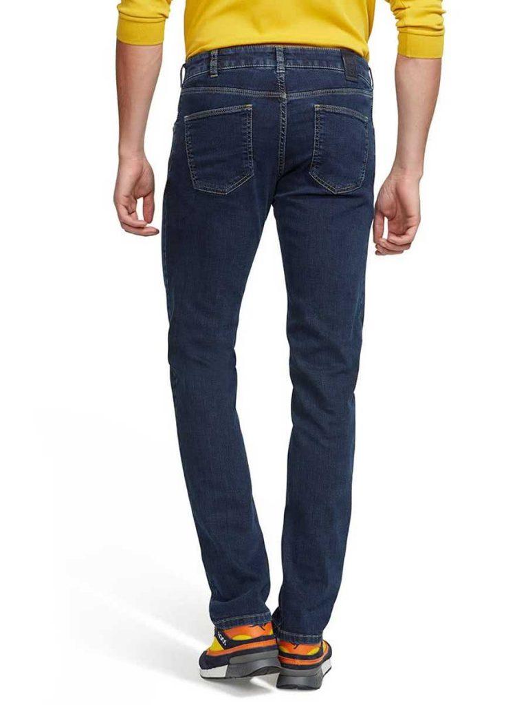 Meyer M5 Jeans - 6202 Stretch Denim - Skinny Fit - Blue