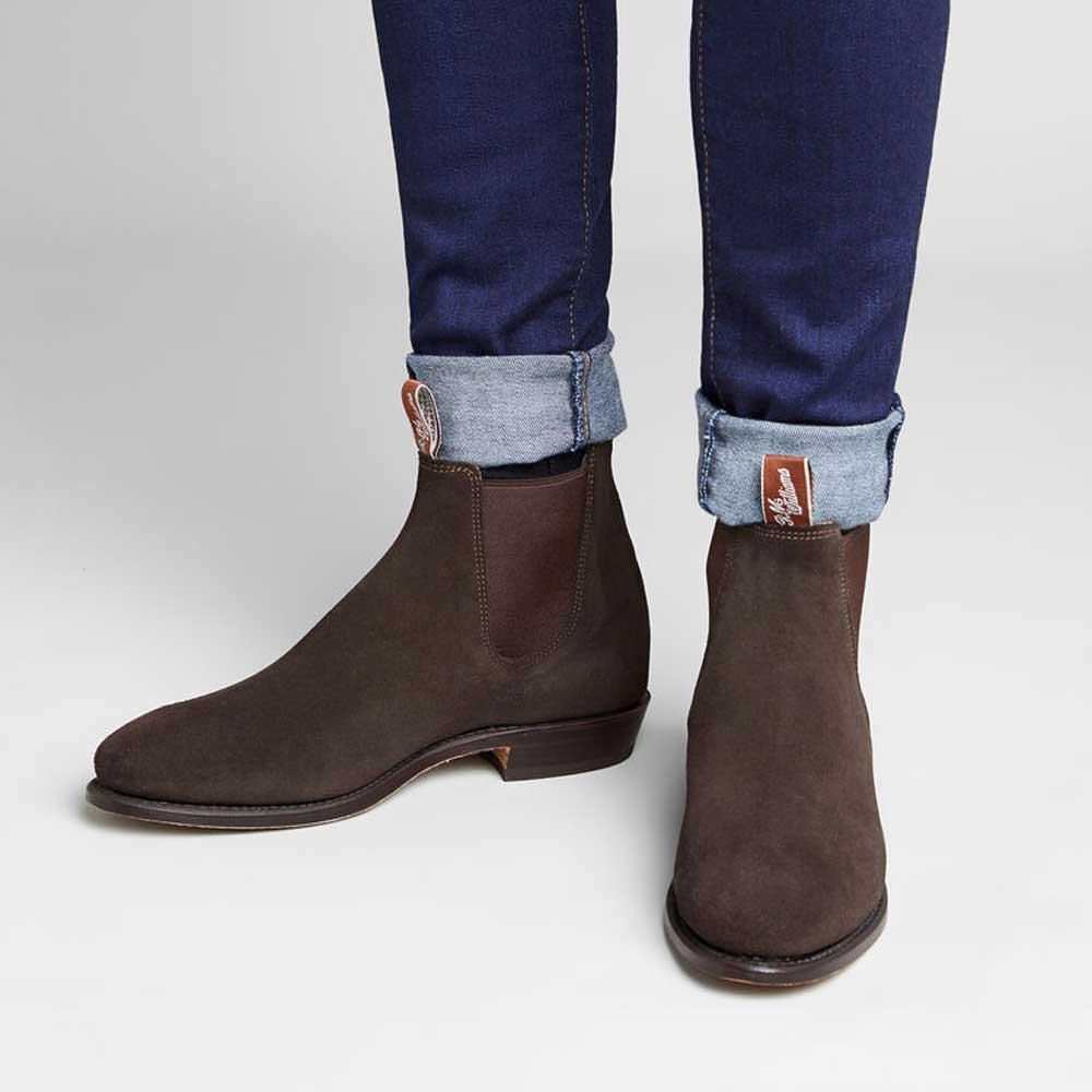 RM WILLIAMS Boots - Ladies Adelaide