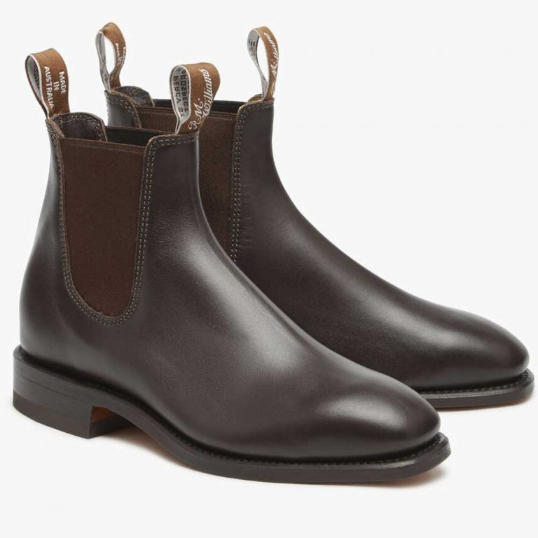 RM WILLIAMS Boots - Men's Classic Craftsman - Chestnut