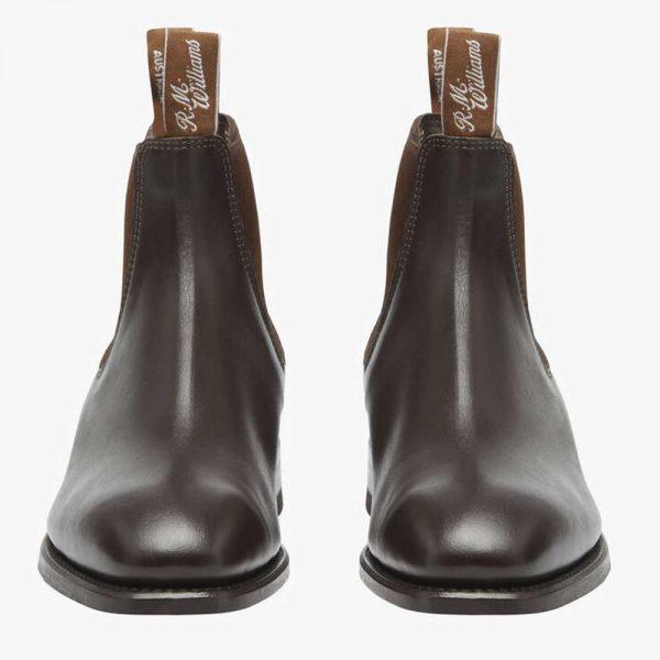 RM WILLIAMS Boots - Men's Classic Craftsman - Chestnut
