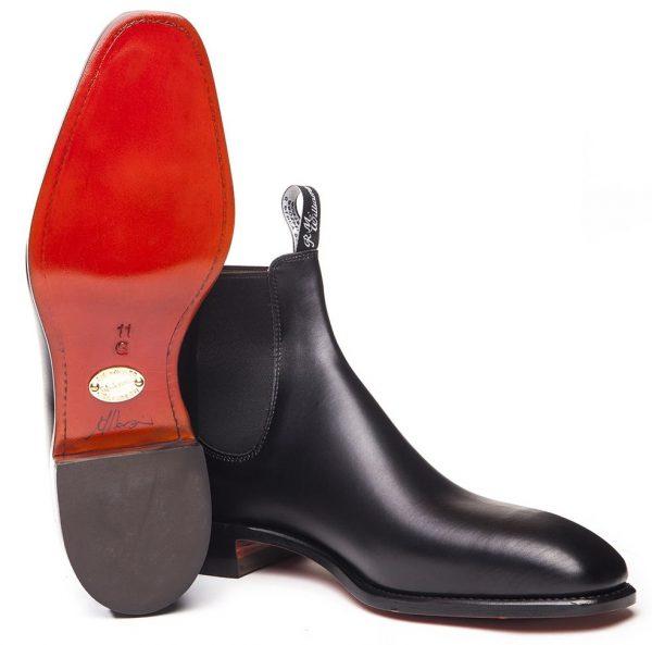 RM Williams Men's Signature Craftsman Boots – Black