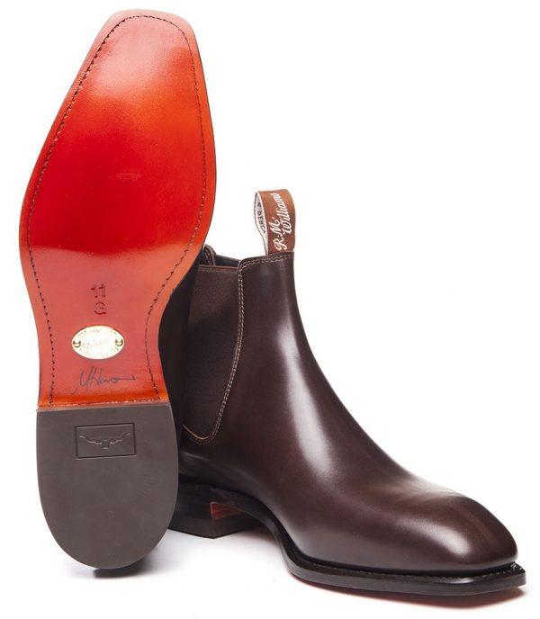 RM Williams Men's Signature Craftsman Boots – Chestnut