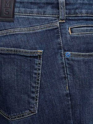 Meyer M5 Jeans - 6209 Stretch Denim - Regular Fit - Stone Blue