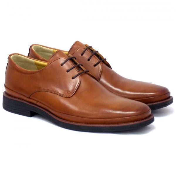 Steptronic Shoes - Angelo - Cognac