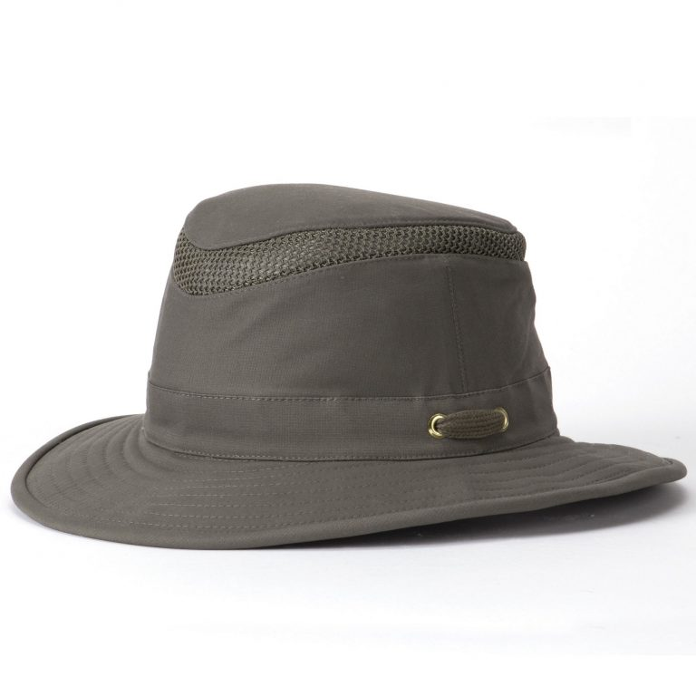 Tilley Hats - T5MO Organic Cotton AIRFLO® - Olive