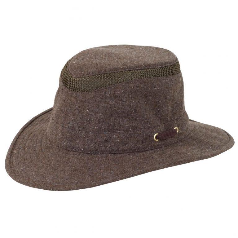 Tilley Hats - TMH55 Mash-Up AIRFLO® Medium Brim - Brown