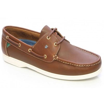 Dubarry Admirals Deck Shoes - Men's Brown