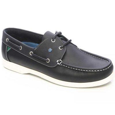 Dubarry Admirals Deck Shoes - Men's Navy