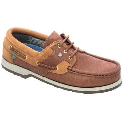 Dubarry Clipper Deck Shoes - Men's Donkey Brown