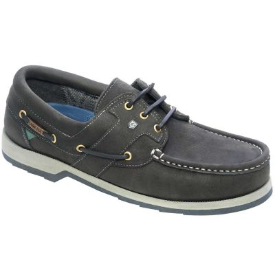 Dubarry Clipper Deck Shoes - Men's Navy