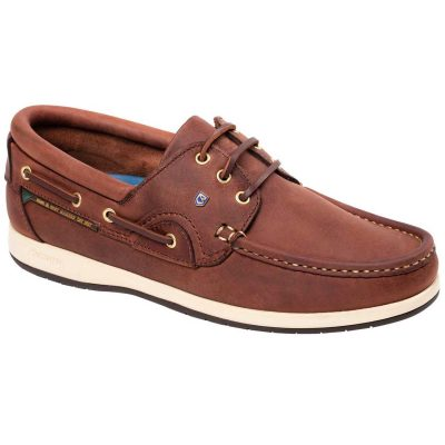 Dubarry Commodore X LT Deck Shoes Chestnut