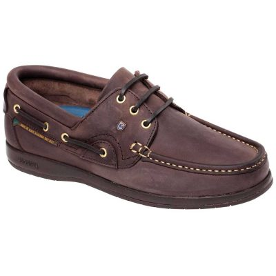 Dubarry Commodore X LT Deck Shoes Old Rum