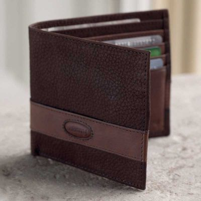 Dubarry Mens Grafton Leather Wallet