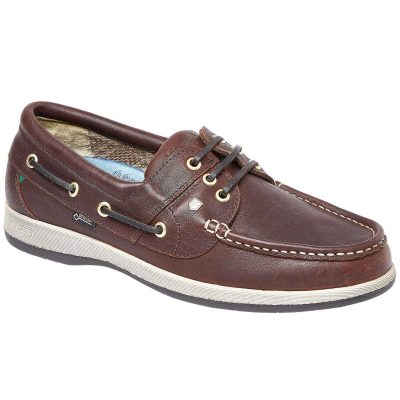 Dubarry Mariner Deck Shoes - Men's - Brown