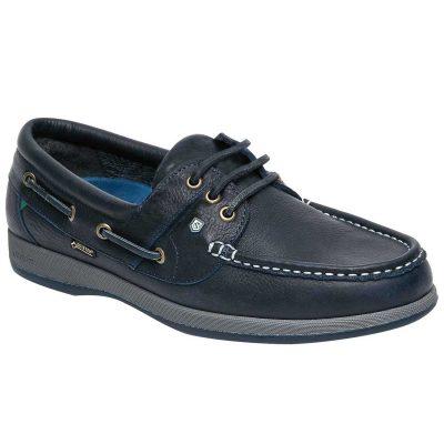 Dubarry Mariner Deck Shoes - Men's - Navy