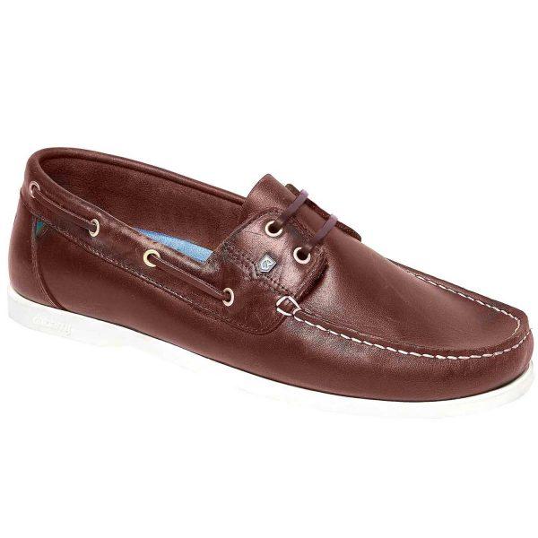 Dubarry Port Deck Shoes - Men's Brown