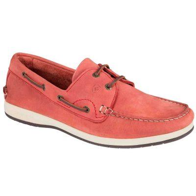 Dubarry Pacific X LT Deck Shoes - Men's Red