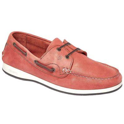 Dubarry Pacific X LT Deck Shoes - Men's Terracotta