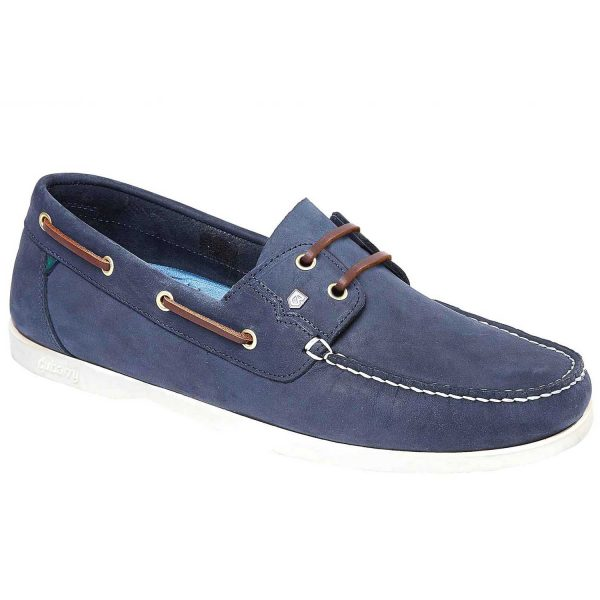 Dubarry Port Deck Shoes - Men's Denim
