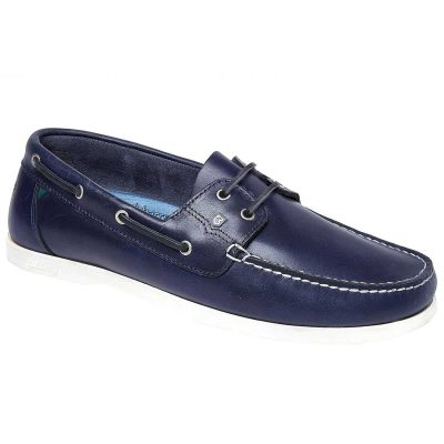 Dubarry Port Deck Shoes - Men's Navy