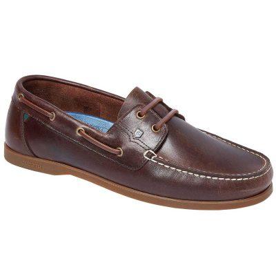 Dubarry Port Deck Shoes - Men's Old Rum