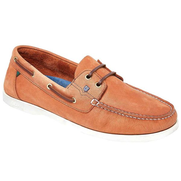 Dubarry Port Deck Shoes - Men's Russet
