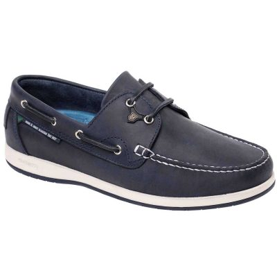 Dubarry Sailmaker X LT Deck Shoes - Men's Navy