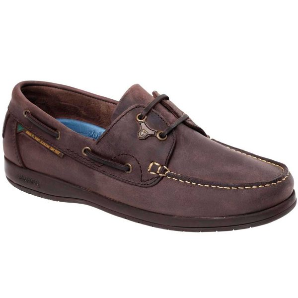 Dubarry Sailmaker X LT Deck Shoes - Men's Old Rum